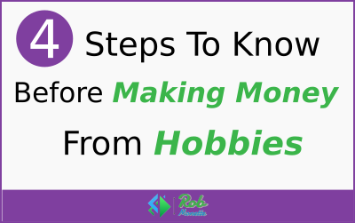 Making Money With Hobbies
